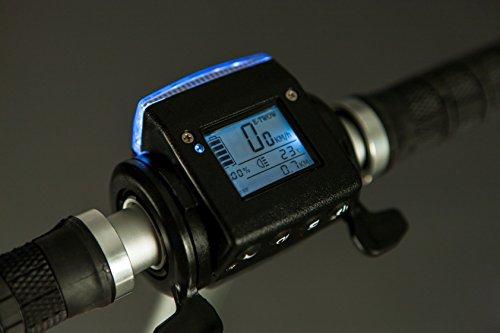 E-TWOW Elektroroller ECO 24V 6.5, Black, One Size, E2-24V6.5-BL