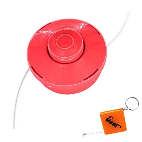 HURI Fadenspule passend für Nemaxx MT52 4in1 Motorsense Heckenschere Hochentaster 3PS 52ccm