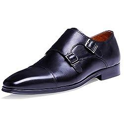 Desai Zapatos Estilo Monje...
