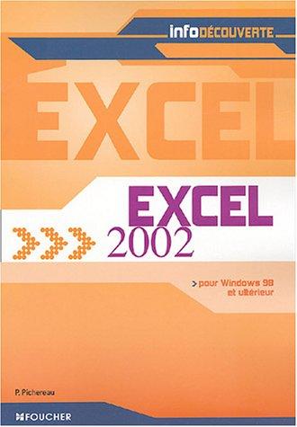 Info découverte : Excel 2002