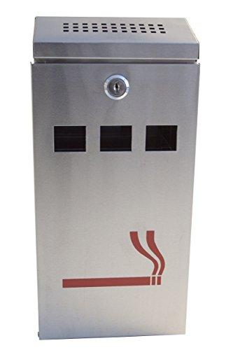 Cenicero ceniza cigarrillo montar pared cobertura