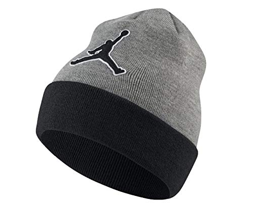 Nike AA1302-091 Bonnet Homme, Carbon Heather (Noir), FR...