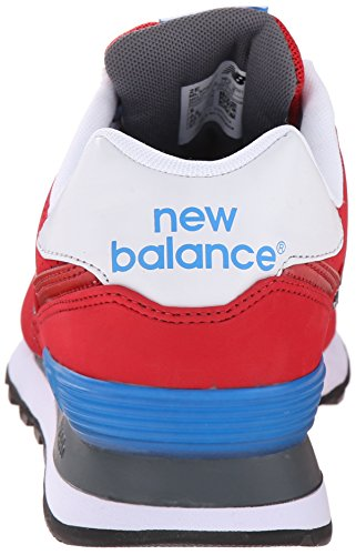 New Balance - Herrenlack Chip Schuhe Red/Blue