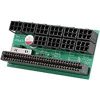Eboxer Power Modul Breakout Board für 1600W Server Power Conversion Board mit 10slot 6pin Stecker