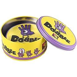 WUQIAN Dobble Juego De Mesa Spot Sport & Alphabet For Kids Diversión Familiar Doble Find It English Version