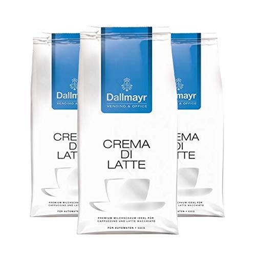 Dallmayr Crema Di Latte 3 x 750g Topping Milchpulver