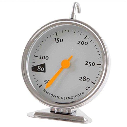 beIilan Mechanische Backen Backofen-Thermometer Ofen Sonder Bakeware 50-280 ¡æ
