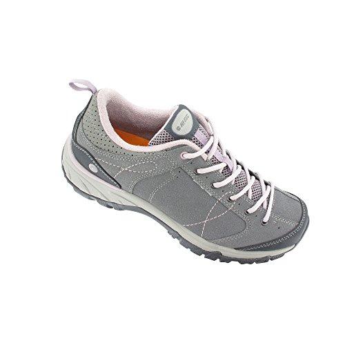 Hi-Tec ,  Scarponcini da camminata ed escursionismo donna grigio 4 Grigio