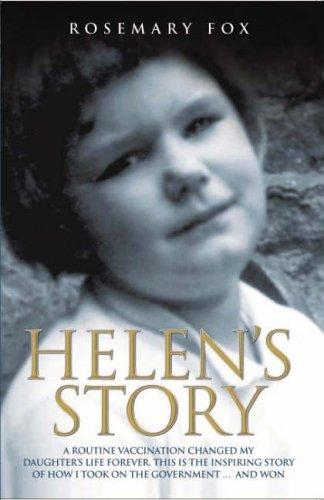Helen's Story by Rosemary Fox (2006-04-28)