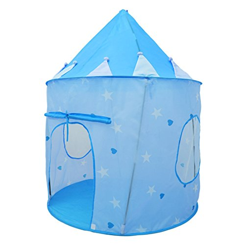Toys & Hobbies 1pc 1m Cartoon Children Tent Playing Ball Pool Baby Safe Fence Folding Toy Basket Portable Toy Tents Reliable Performance Outdoor Fun & Sports