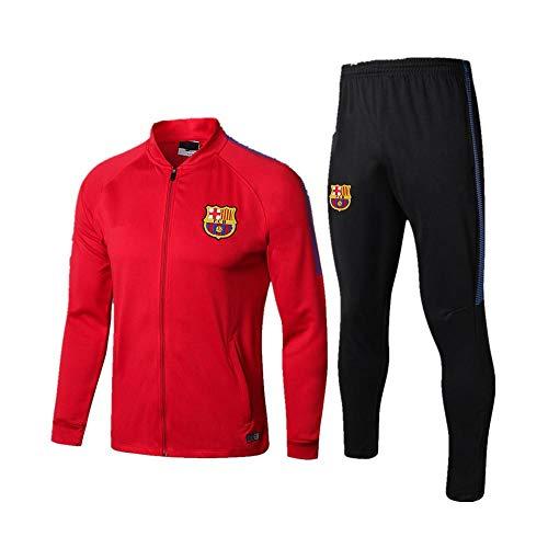 zhaojiexiaodian Maglia da Allenamento per Club Sportswear Uomo Maglia da Calcio per Uomo Sportswear Bottoms
