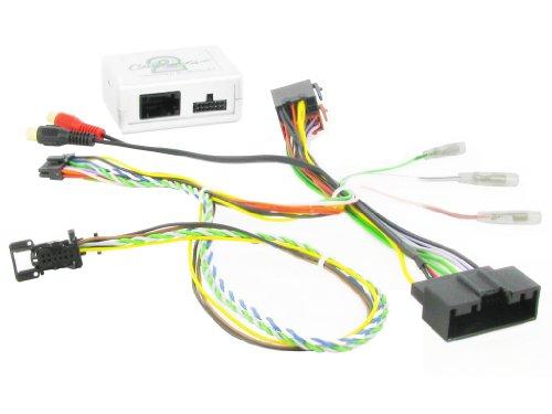 T1 Audio t1-ctsfo005-pioneer - Ford Fiesta 2010 > Adaptateur volant de commande au volant interface avec Patch Pioneer sans plomb