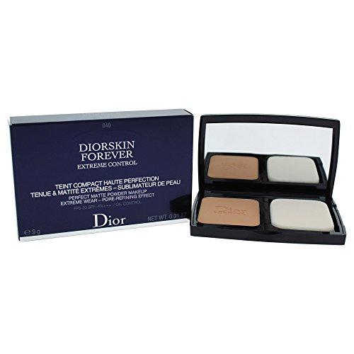 DIOR Gesicht Grundierung Diorskin Forever Extreme Control SPF 25 Nr. 040 Honey Beige 9 g