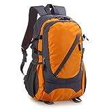 MINGDA 30L Bewegung Bergsteigen Rucksack, Wasserdichtes Nylongewebe, Reisen/Klettern / Outdoor-Aktivitäten, Unisex,Orange