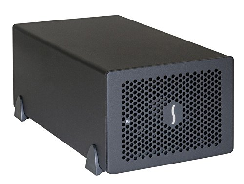 Sonnet Technologies Echo-EXP-SE2 Echo Express SE II Thunderbolt 2 Expansion Chassis (8X PCI-e 2.0, 2X Thunderbolt)
