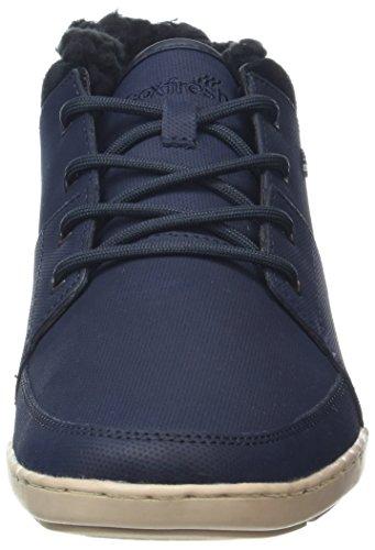 Boxfresh Herren Cluff Hohe Sneaker Blau (Navy)