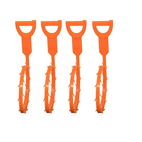 asiv-4-pcs-flexible-remover-hair-drain-clog-drain-snake-equipment-auger-type-cleaning-tool