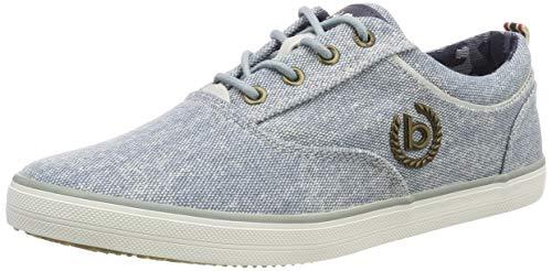 bugatti Herren 321502046900 Sneaker, Blau (Light Blue 4200), 44 EU Light Herren Schuhe