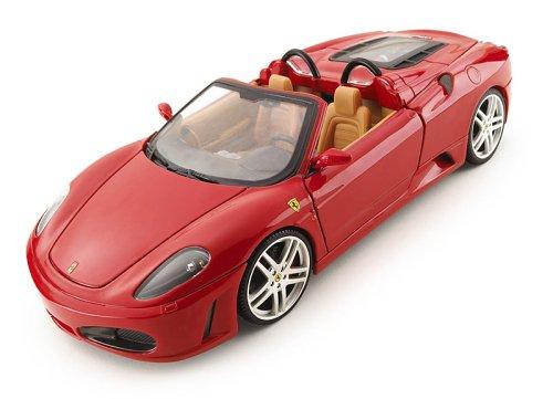 Mattel - Wheels G7222 - Ferrari F430 Spider