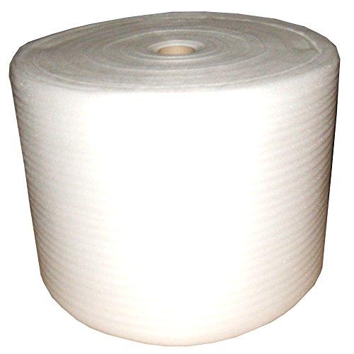 1 Rolle PE-Schaumstoff Trittschalldämmung 0,5m x 100m VERPAX thumbnail