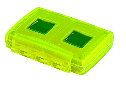 Gepe Card Safe Extreme in Neon-4Multi Card Diarahmen Fächer-3862 - Gepe Gepe Card Safe
