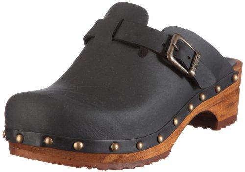 Sanita Kristel open 455205W, Chaussures femme Noir (Black 2)