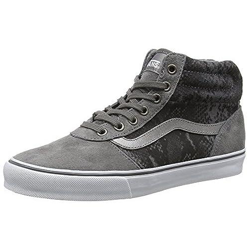 Vans Era, Chaussures de Running Homme, Gris (Suede/Suiting), 40.5 EU