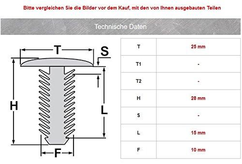 Kit de 10 protections moteur, clips de dispositifs anti-encastrement pas cher – Livraison Express à Domicile
