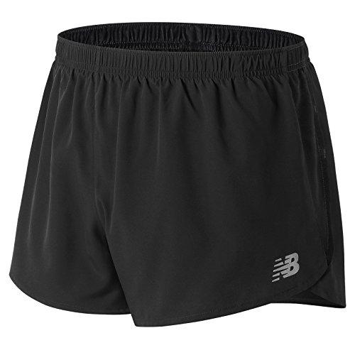 New Balance Accelerate 3 Pollice Corsa Shorts - SS18 Black