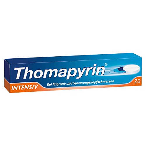 Thomapyrin intensiv Tabletten, 20 St.