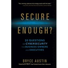 Secure Enough?: 20 Questions on Cybersecurity for Business Owners and Executives (English Edition)