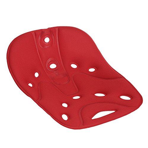 Anself Chair Pad Haltungskorrektur Kissen 360 ° Lendenwirbel Korrekturschutz Druckreduzierung (Druckreduzierung Kissen)