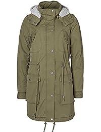 Vero Moda Alyssa Parka Jacket - Ivy Green