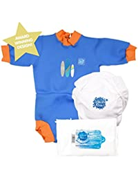 Splash About Happy Nappy Baby Wetsuit Essentials Set 2 in 1