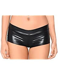 SEX GIRL Todo Partido Shorts,Black,XS