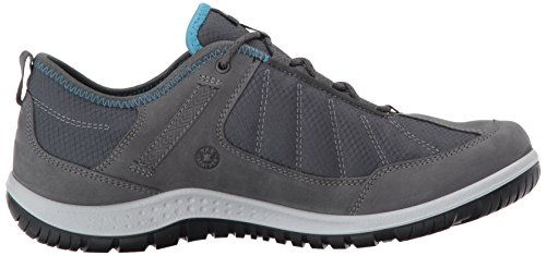 ECCO Aspina, Scarpe Sportive Outdoor Donna Grigio (Dark Shadow/dark Shadow)