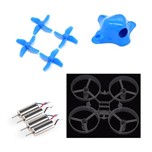 BETAFPV Upgrade Tiny Whoop Frame Kits with 3-blades Props and Stiffener Brace
