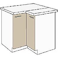 suchergebnis auf f r eckunterschrank k che haushalt wohnen. Black Bedroom Furniture Sets. Home Design Ideas