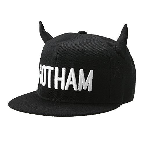 domybest Unisex Fashion Buchstaben Snapback Hüte Hip-Hop verstellbar BBOY Baseball Cap - Bboy-baseball-cap