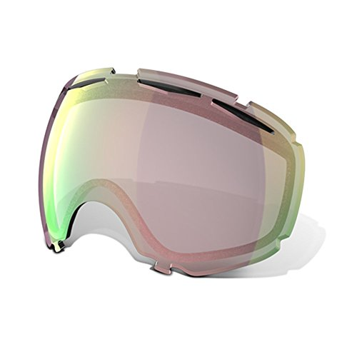 Oakley REPL. LENS CANOPY DUAL VENTED VARIABLE CONDITIONS - VR50 PINK IRIDIUM, one size