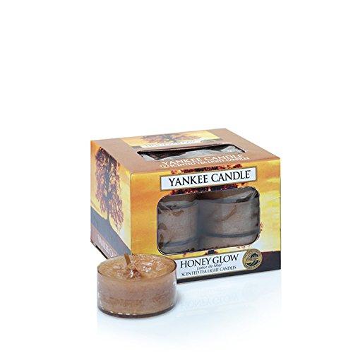 Miel - velas Yankee Candle