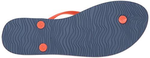 Reef - Chakras, Infradito  da donna Blu (Blue/Coral)