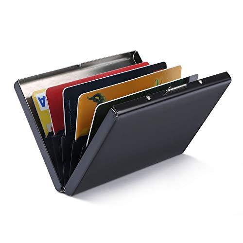 Color: argent2  Caractérisque:  100% nuevo y de alta calidad. El paquete incluye: 1 x Contenido Color: Negro  Tamaño: 29.6 x 6.8 x 1.3 cm Peso: 168 g ventaja:  1. Descubre el secreto de proteger tu dinero y la información de delincuentes 2. Utilice l...