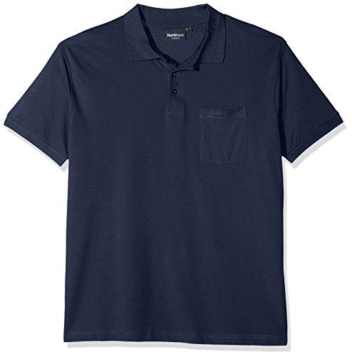 North 56-4 Herren Poloshirt 99011 Blau (Navy Blue 0580)