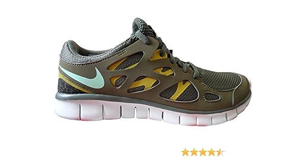 Nike Free Run 2 0 BlauPink Nike Laufschuhe Kind(1 4)