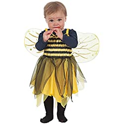 Creaciones Llopis s.l Disfraz Bebé Abejita - 0 a 18 meses