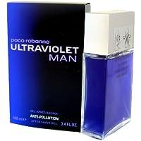 Ultraviolet Man by Paco Rabanne Aftershave Gel 100ml