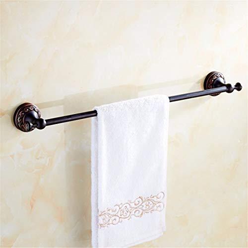 Cobre Negro Kit Base tallado toallas baño Secador