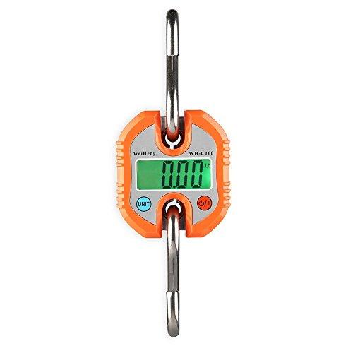 LiféUP Bilance Pesa Valigie WH-C100 Bilancia Elettronica Portatile Scala Scala di Caccia Mini Bilancia 150KG Senza Batteria