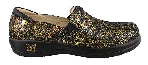 Adolfo Dominguez Alegria Womens Keli Professional Shoe Disco Inferno